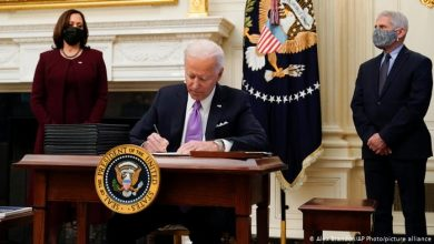Photo of US-Präsident Joe Biden verhängt neue Einreiseverbote