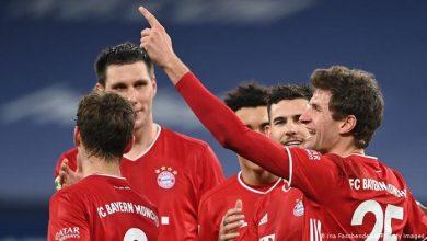 Photo of FC Bayern baut Vorsprung an der Tabellenspitze aus