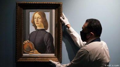Photo of Rekordjunge: Botticelli-Porträt wird versteigert