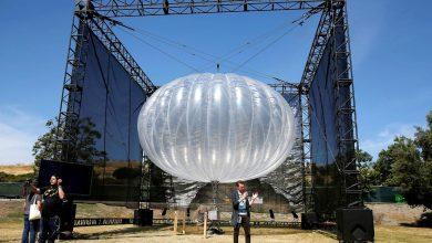 Photo of Aus für Ballonprojekt zur Internet-Versorgung