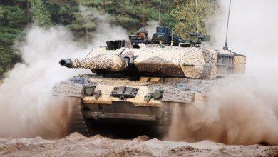 Photo of Leopard II wird mit Hard-Kill-Schutzsystem aus Israel ausgerüstet