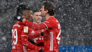 Photo of FC Bayern fliegt mit einem Sieg zur Klub-WM