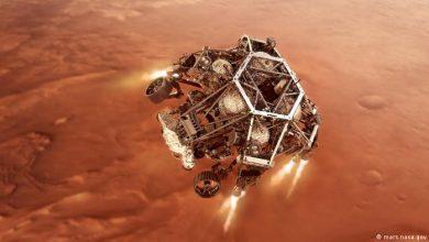 Photo of Drei Raumschiffe erreichen den Mars