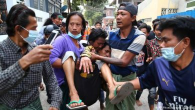 Photo of Zwei weitere Tote bei Protesten in Myanmar