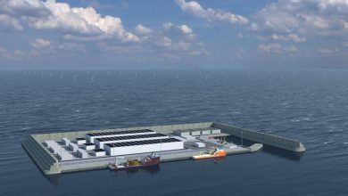 Photo of Größtes Bauprojekt der Landesgeschichte: Dänemark will künstliche Windenergie-Insel bauen