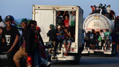 Photo of 19 Leichen in ausgebranntem Lastwagen in Mexiko entdeckt