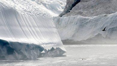Photo of Die salzfreie Zeit im Polarmeer