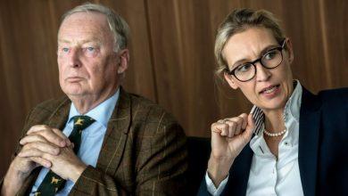 Photo of Verfassungsschutz beobachtet AfD nun bundesweit