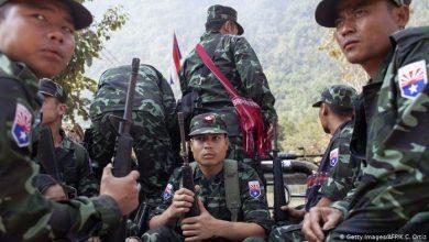 Photo of Konflikt in Myanmar treibt Tausende an Thailands Grenze