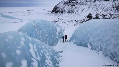 Photo of Extreme Orte: Wandern im ewigen Eis