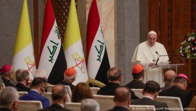 Photo of Papst ruft Iraker zu Frieden und Gewaltverzicht auf
