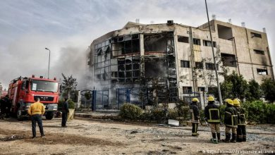 Photo of Tote bei Brand in ägyptischer Textilfabrik