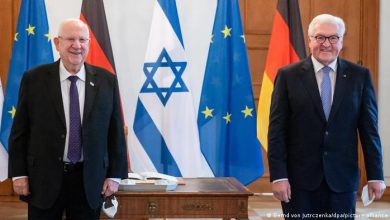 Photo of Rivlin und Steinmeier warnen vereint vor dem Iran