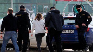 Photo of DW-Korrespondent in Belarus vorübergehend festgenommen
