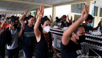 Photo of Aktivisten: Mehr als 500 Tote in Myanmar