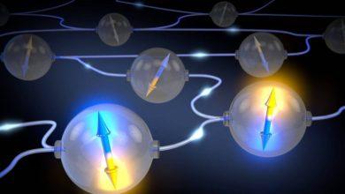 Photo of Verteilte Quantenbits lernen das Rechnen