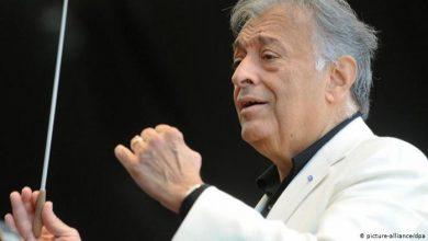 Photo of Stardirigent Zubin Mehta wird 85