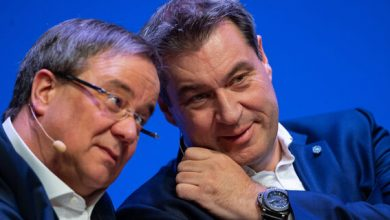 Photo of Laschet und Söder bitten zum Showdown – wer wird Kanzlerkandidat der Union?