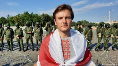 Photo of Dirigent Vitali Alekseenok über die Proteste in Belarus