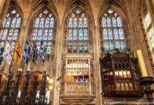 Photo of St. George's Chapel – ein würdiges Grab für Prinz Philip
