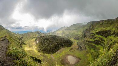 Photo of Vulkan auf Karibikinsel St. Vincent droht auszubrechen