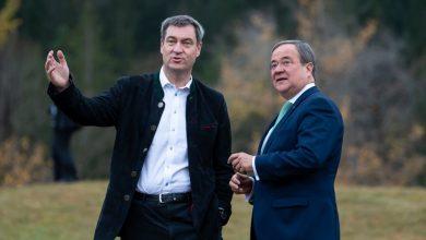 Photo of Söder und Laschet wollen diese Woche über K-Frage entscheiden