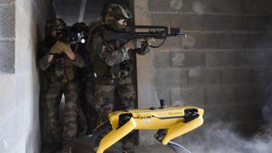Photo of Boston Dynamics Roboterhund zieht mit der französischen Armee in den Kampf