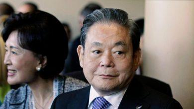Photo of Familie des ehemaligen Samsung-Chefs zahlt neun Milliarden Euro Erbschaftssteuer