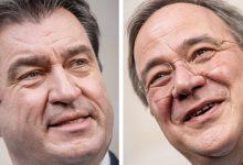 Photo of Nach Nacht-Treffen in Berlin: Machtkampf zwischen Laschet und Söder spitzt sich zu