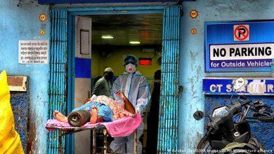 Photo of Indien meldet mehr als 400.000 Neuinfektionen
