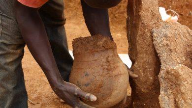 Photo of Archäologen finden Afrikas ältesten Honigtopf