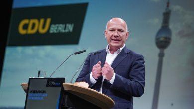 Photo of CDU nominiert Kai Wegner als Spitzenkandidaten